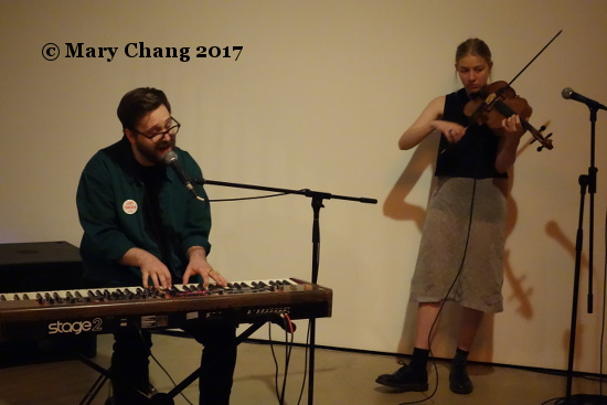 Braille Face at BIGSOUND 2017 Tuesday