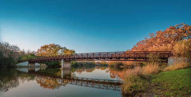 Bushnell County Park, Burlington WI