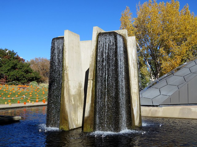 Autumn at Denver Botanic Gardens
