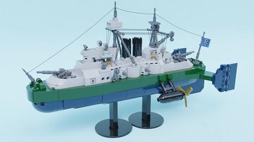 Air Gunboat