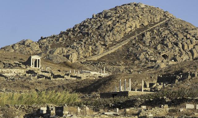 Delos, site archéologique