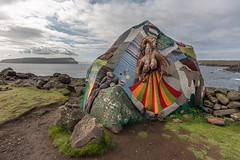 The Witch Rock at Bartalstrøð