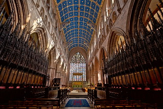 Carlisle Cathedral | by michael_d_beckwith