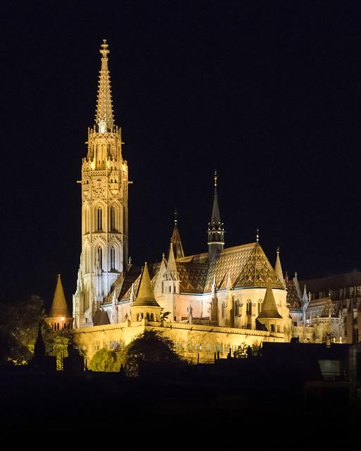 Matthias Church - 8698