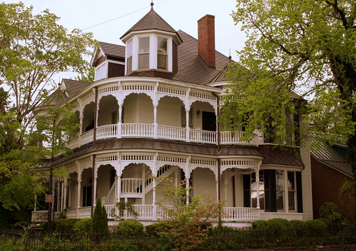 Douglas-Wyatt House - Fayetteville, TN