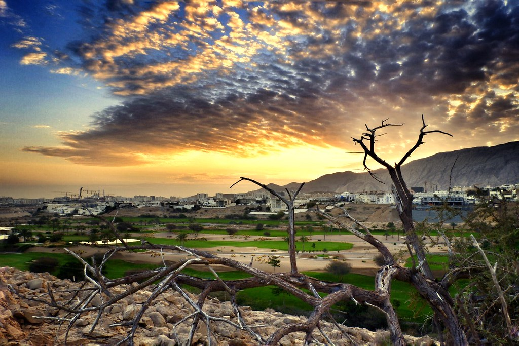 Ghala Golf Club, Muscat, Sultanate of Oman