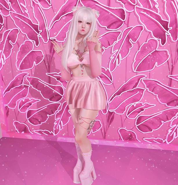 【cherry pink】