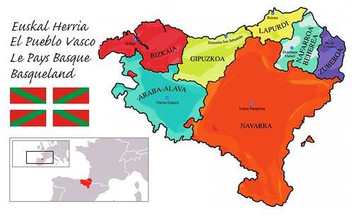 Vuelta a Euskal Herria, 7 Capitales y 2 Estados, en vehículo eléctrico y un fin de semana