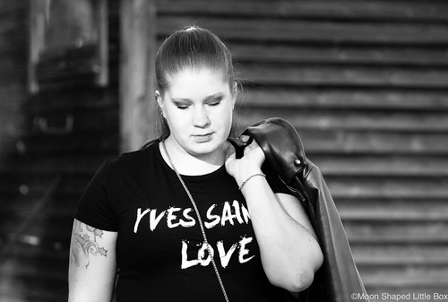 Yves-saint-love-t-shirt