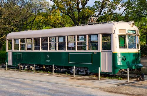 20180415-DSCF2447-xt.jpg   Old train in Umekoji Park   Flickr