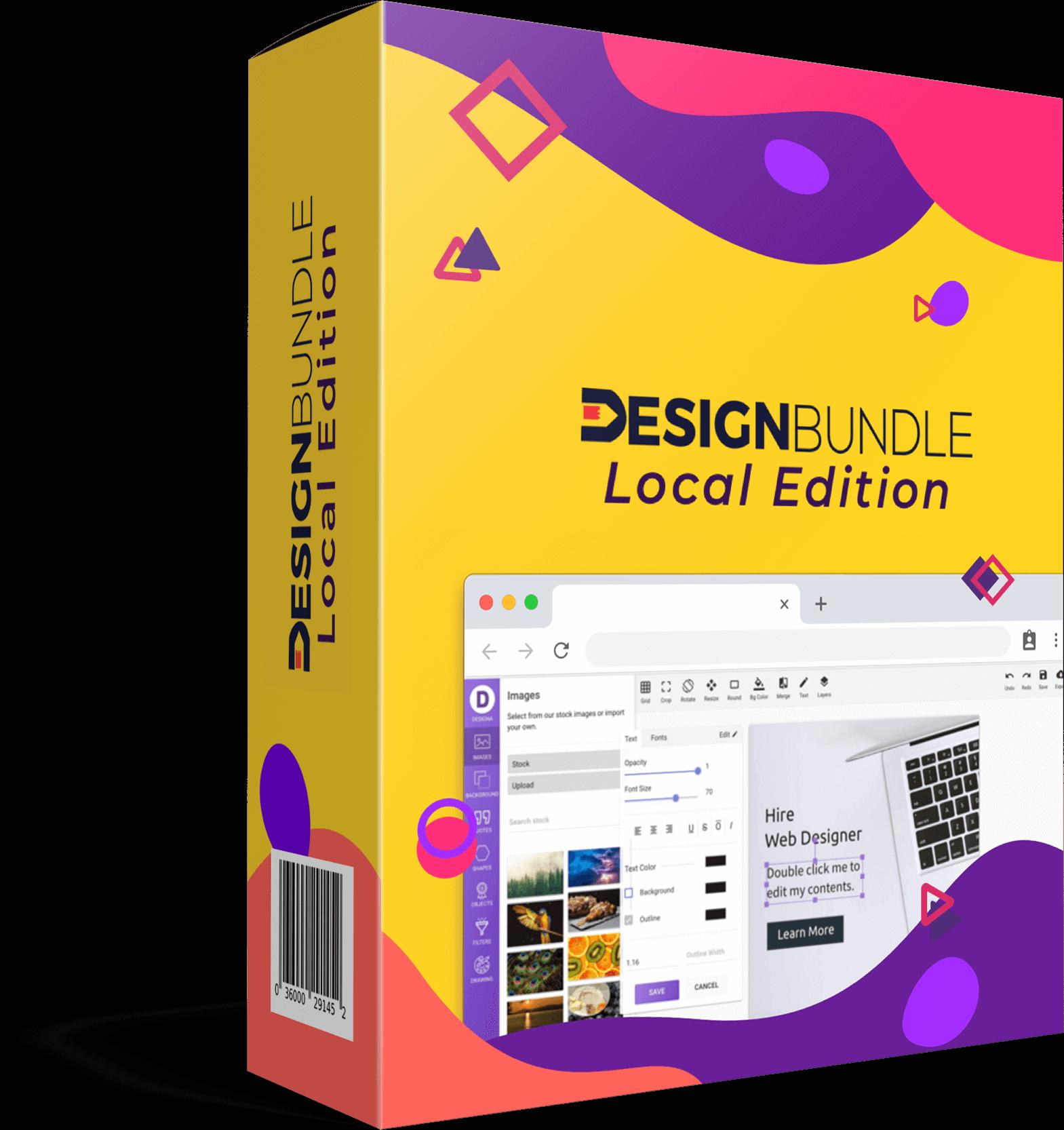 Designbundle local review