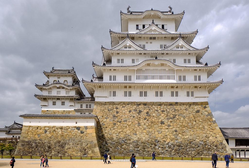20180416-DSCF2536-xt.jpg   Himeji Castle   jessedyck   Flickr