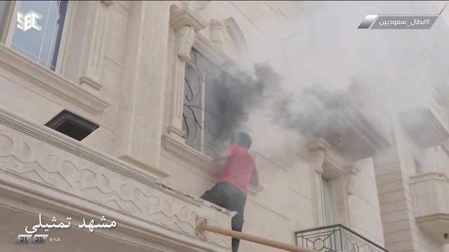 5417 2 Saudi heroes saved 3 children from apartment fire (2)