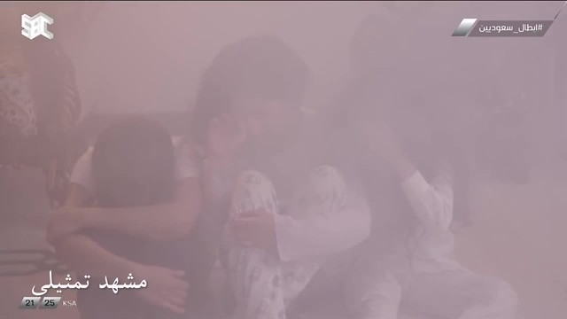 5417 2 Saudi heroes saved 3 children from apartment fire (1)