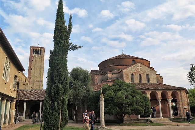 Torcello, Cathedral of Santa Maria Assunta and the Church of Santa Fosca