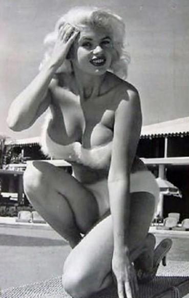 Jayne Mansfield Crash Scene Photos
