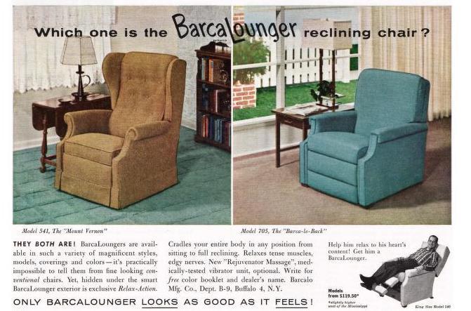 Barcalounger 1958