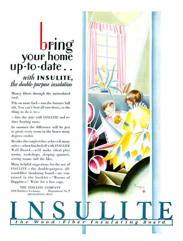 Insulite 1929