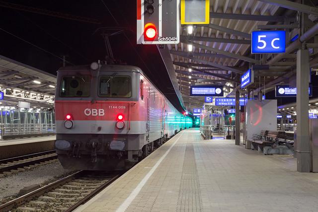 ÖBB 1144 009 Wiener Neustadt