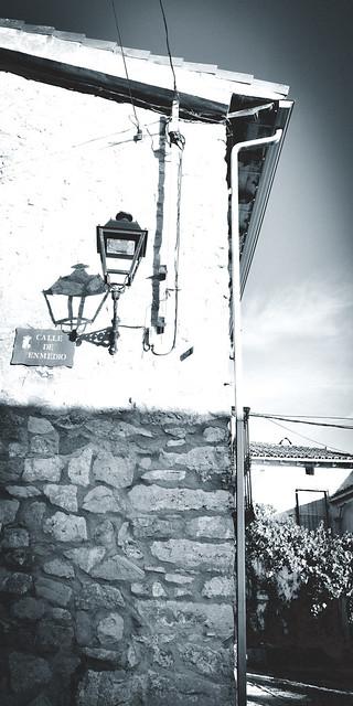 La calle de Enmedio.