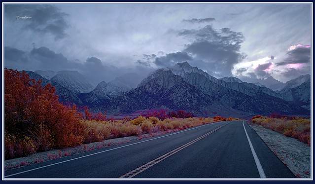 1029. Eastern Sierra Nevada 50 - Mount Whitney 1