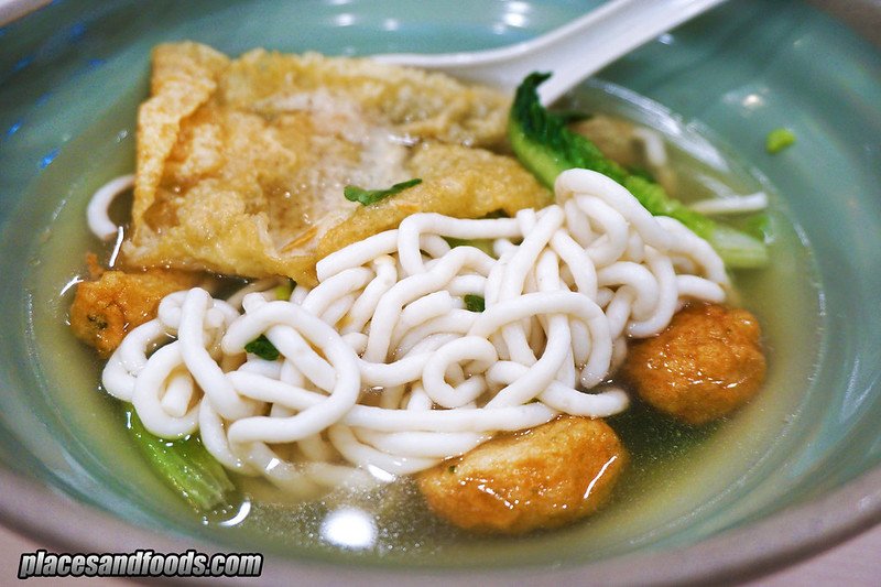 ak noodles house mid valley fish noodles original