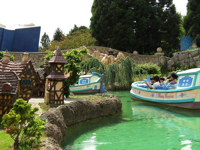 The Land of Fairy Tales, attraction in Disneyland Paris