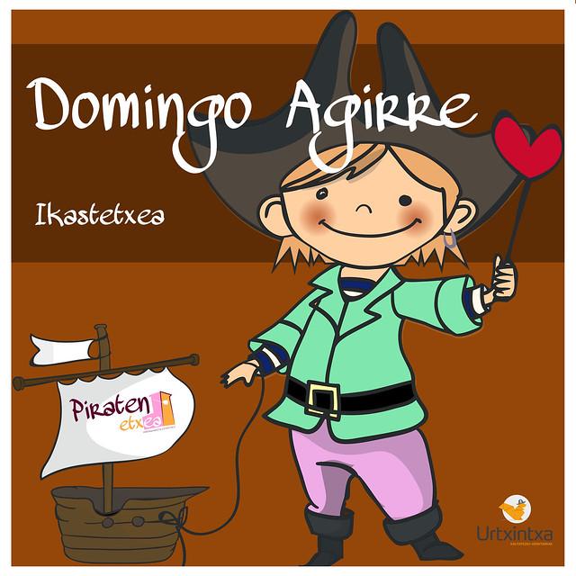 Pirata egonaldia- Domingo Agirre Ikastetxea 2019.11.18-2019.11.20