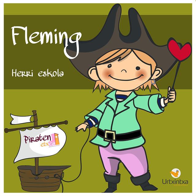 Pirata egonaldia- Fleming Herri Eskola 2019.11.07-2019.11.08