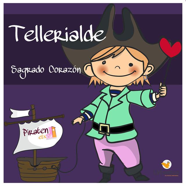Pirata egonaldia- Tellerialde Sagrado Corazón 2019.11.05-2019.11.06