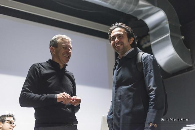 Un senior designer di Pentagram in RUFA: appuntamenti con Lorenzo Fanton