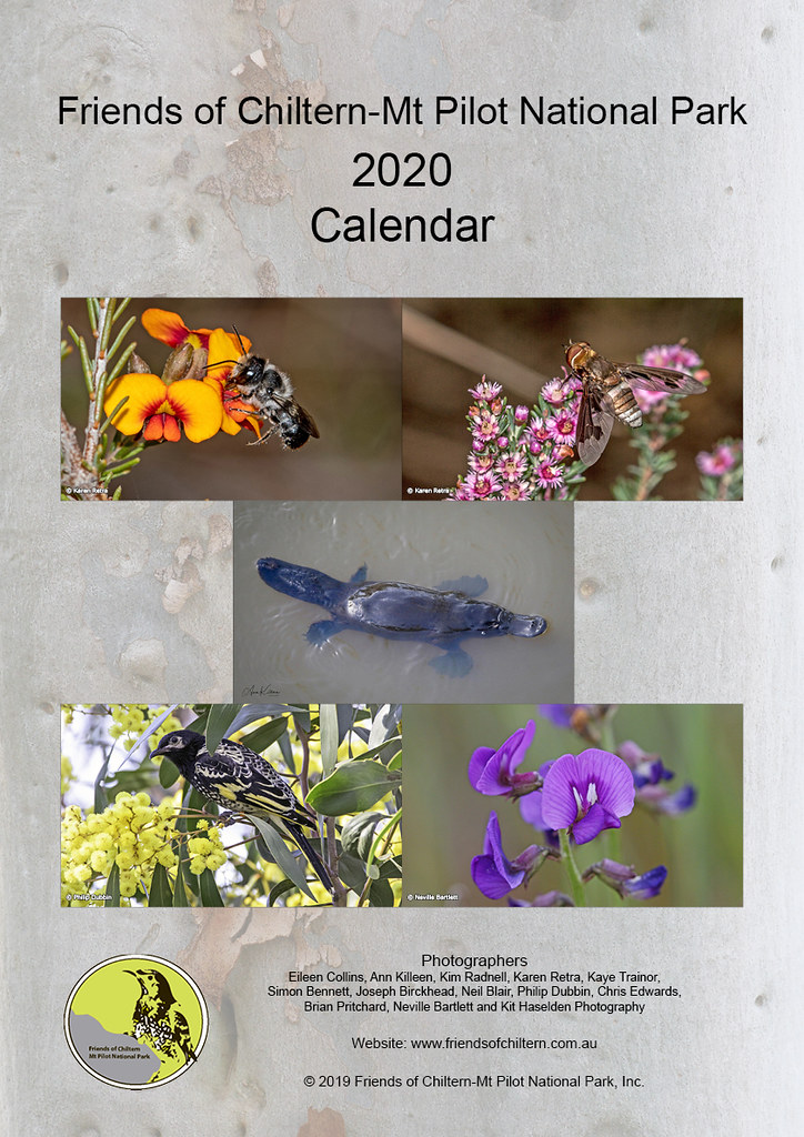 Chiltern 2020 Calendar Cover