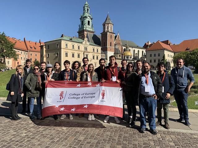 Natolin First Semester Study Trips 2019
