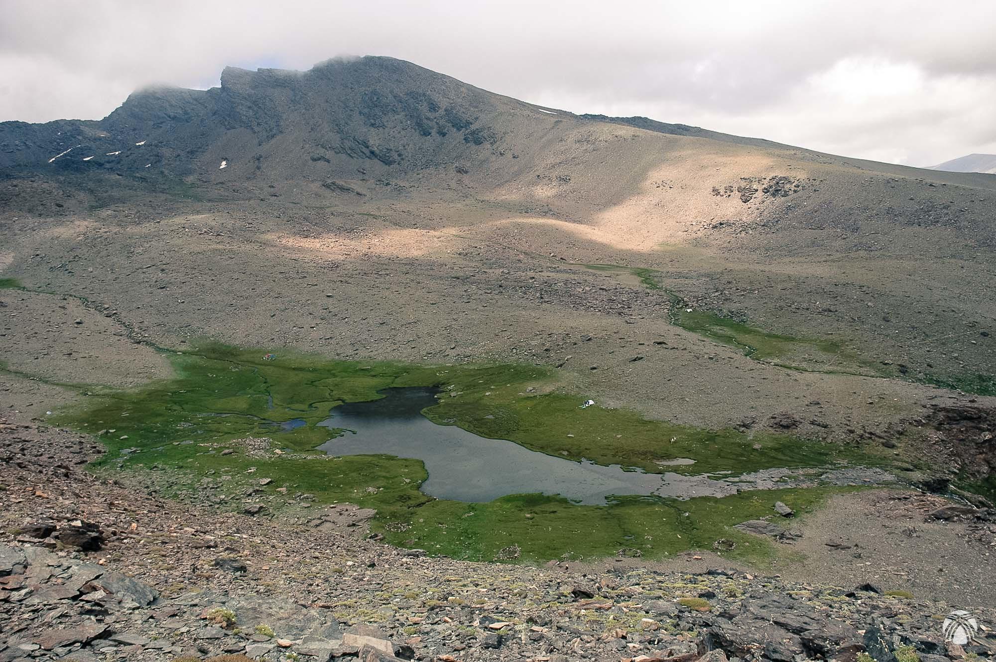 La laguna Hondera