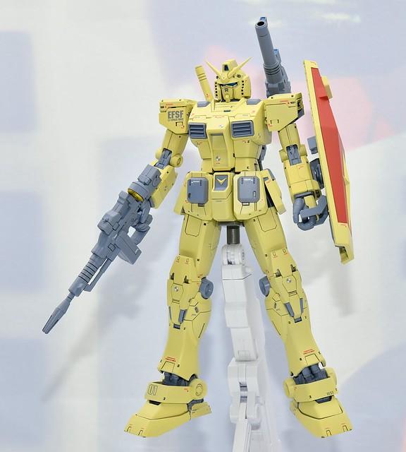 【TAMASHII NATION 2019】ROBOT魂 鋼彈F91 2.0、0083 ver. A.N.I.M.E.新機、Ka signature Z鋼彈、G.F.F.M.C...多款《機動戰士鋼彈》新作試作品展出!