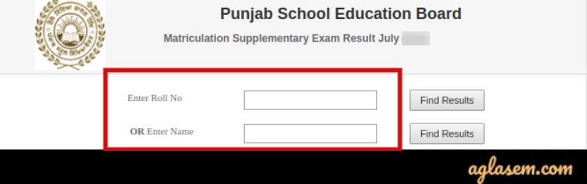 Punjab Board Result 2020