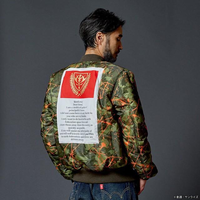 穿上夾克,與鋼彈們一起飛行!STRICT-G x ALPHA INDUSTRIES 推出《機動戰士鋼彈》與《機動戰士Z鋼彈》聯名款 MA-1 飛行夾克外套(フライトジャケット)