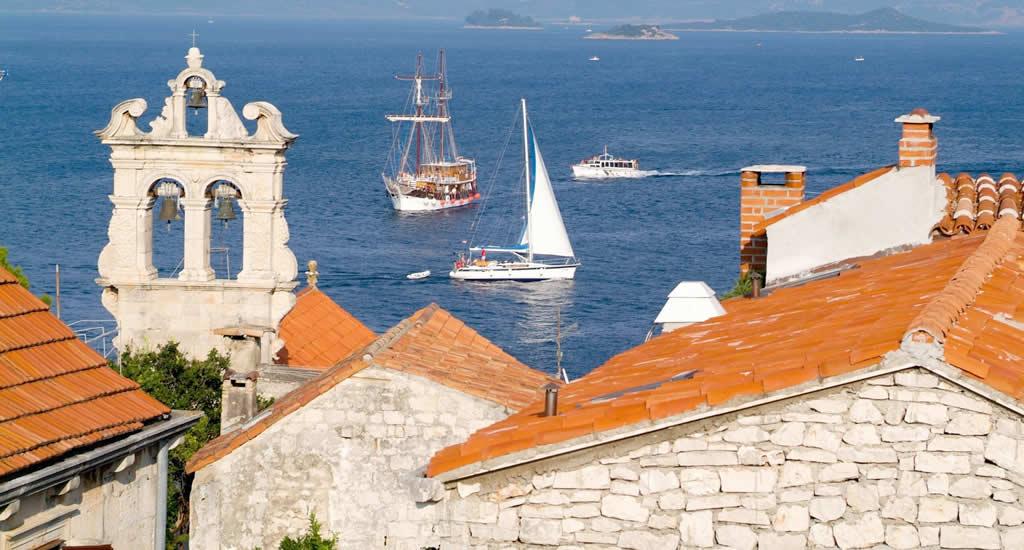 Bezienswaardigheden Korčula Stad | Mooistestedentrips.nl