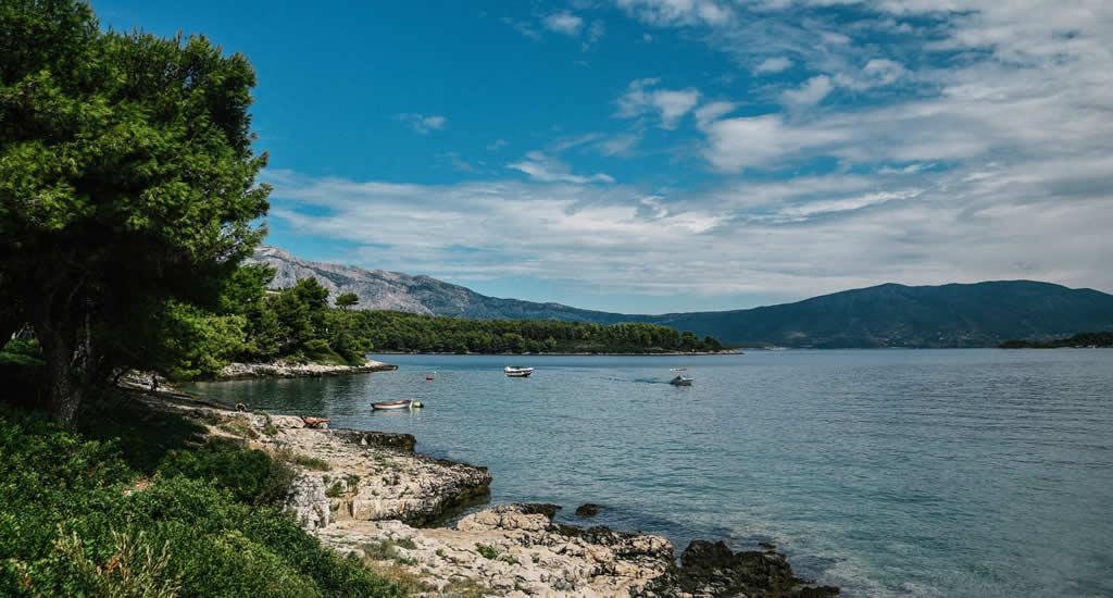 Lumbarda Korčula, Kroatië | Mooistestedentrips.nl