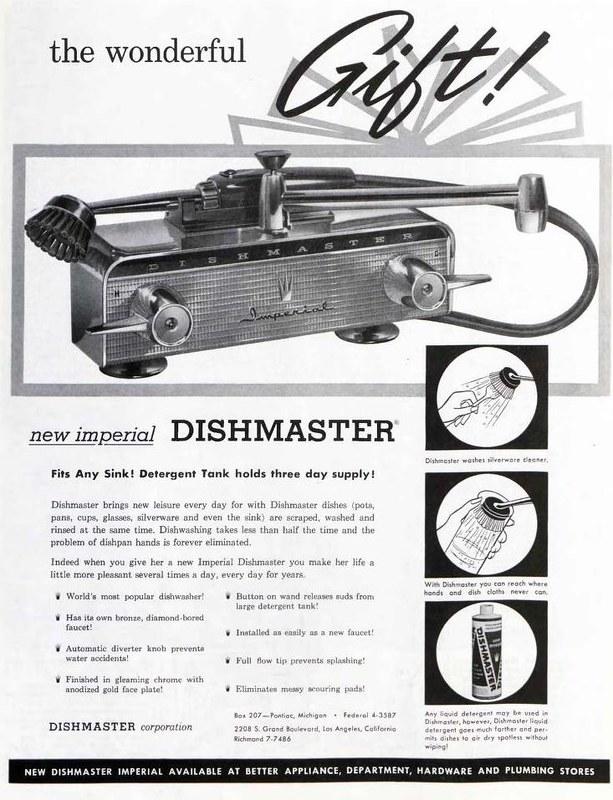 Dishmaster 1960