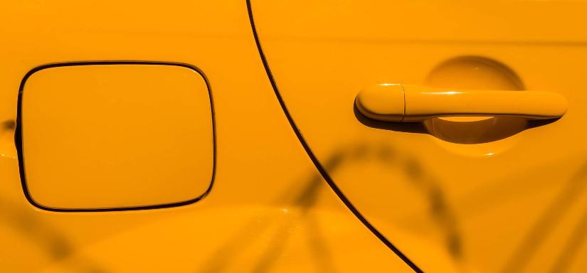 Fotografia em Palavras: Pormenor de automóvel