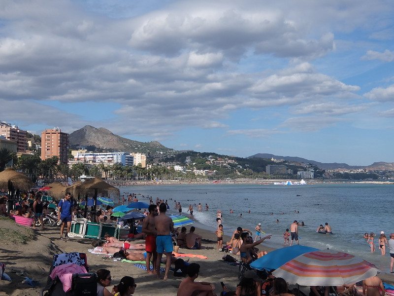 Малага - Море
