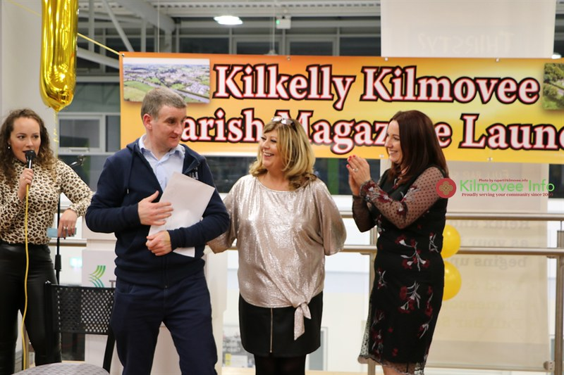 Kilmovee Kilkelly Parish Magazine Launch 2019 - Part Two