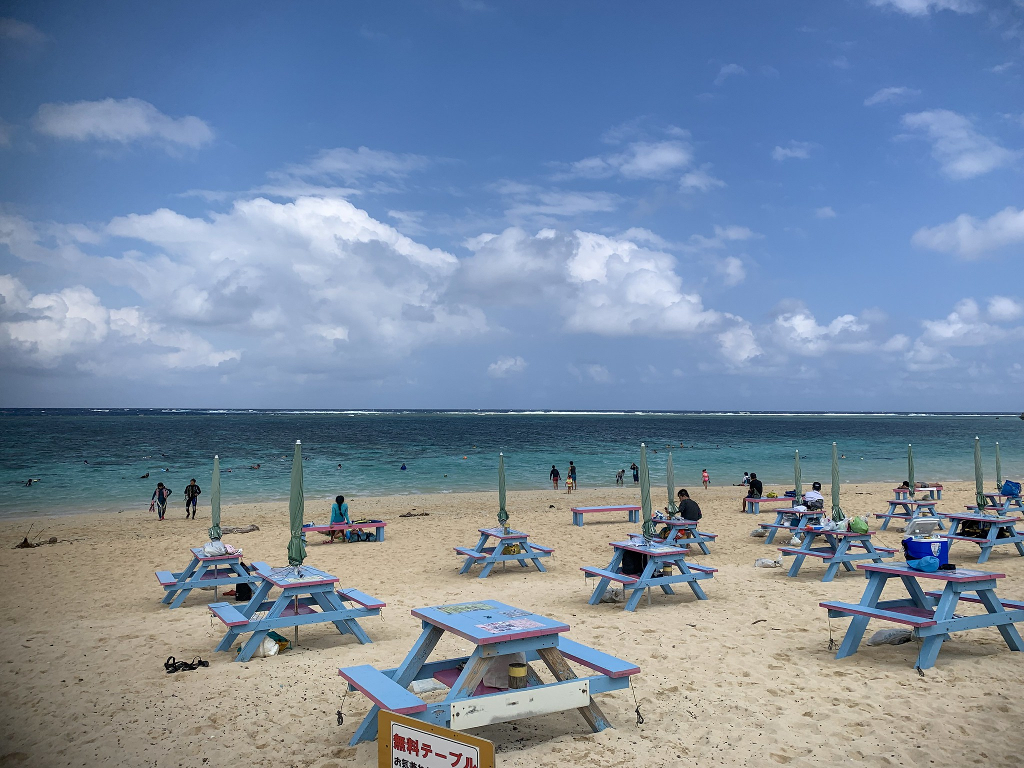 Aragusu beach 宮古島