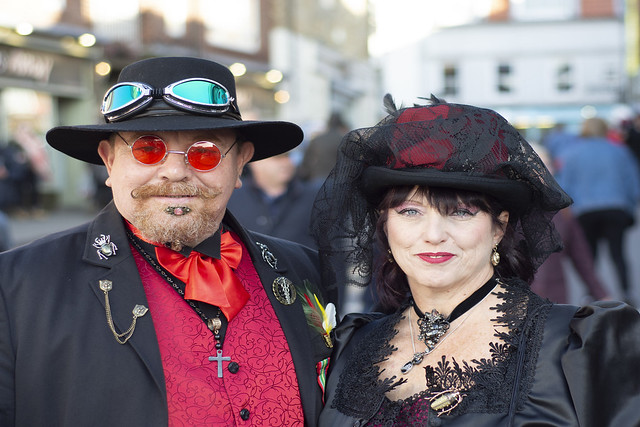 Whitby Goth Weekend October 2019