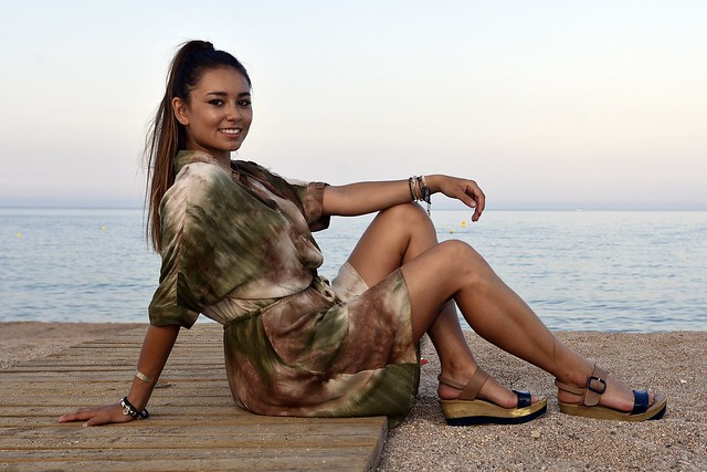 Elena Vázquez / Modelo /  Model