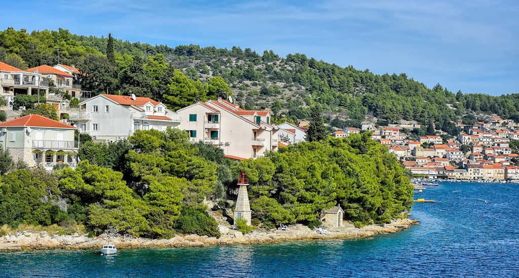 Vela Luka op Korčula, Kroatië | Mooistestedentrips.nl