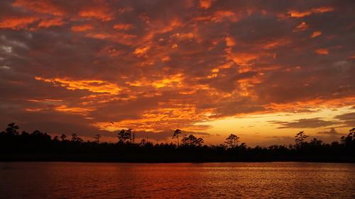 spectacularsunsetsandsunrises sunset cloudsstormssunsetssunrises clouds cloudscape fairfieldharbour northcarolina northwestcreek sony sonyphotographing sonya58