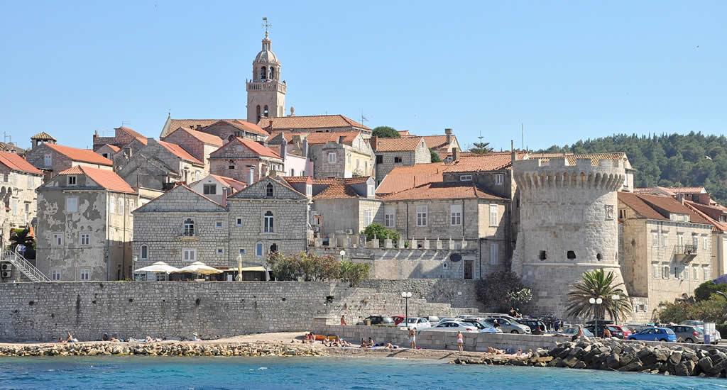 Korčula, Kroatië | Bekijk de leukste tips over Korčula, Kroatië