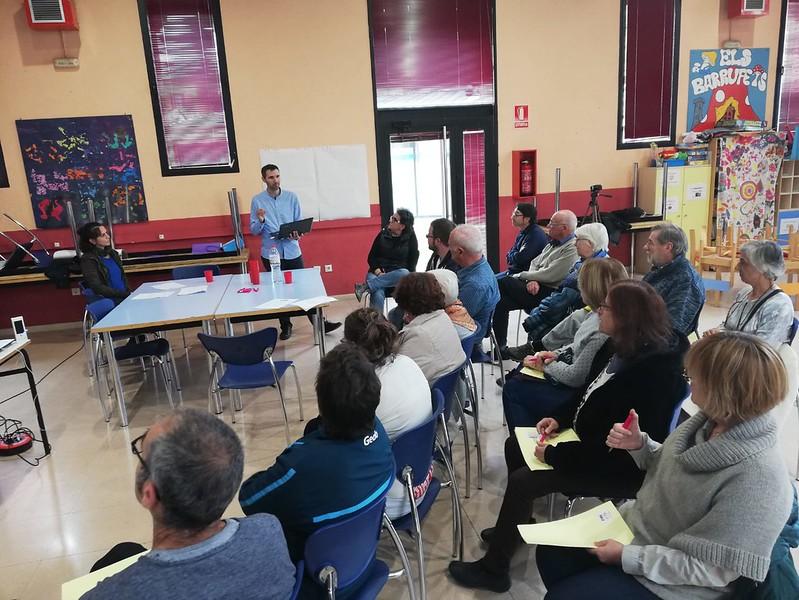 22a sessió procés presencial - La Seu d'Urgell